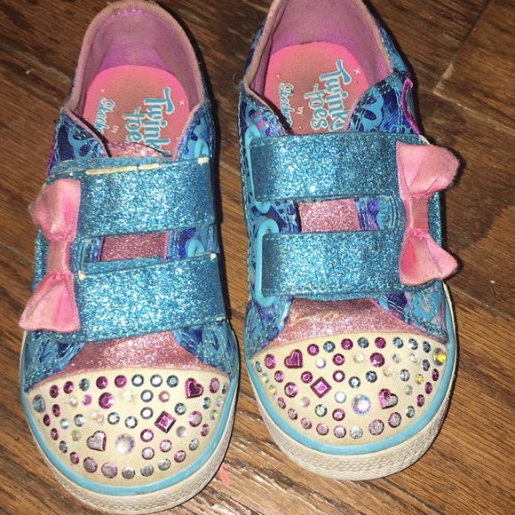 Skechers Twinkle Toes Size 9